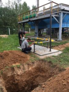 Монтаж узлов учета газа на АГНКС (Смоленск, Тверь), ООО «Газпром газомоторное топливо»