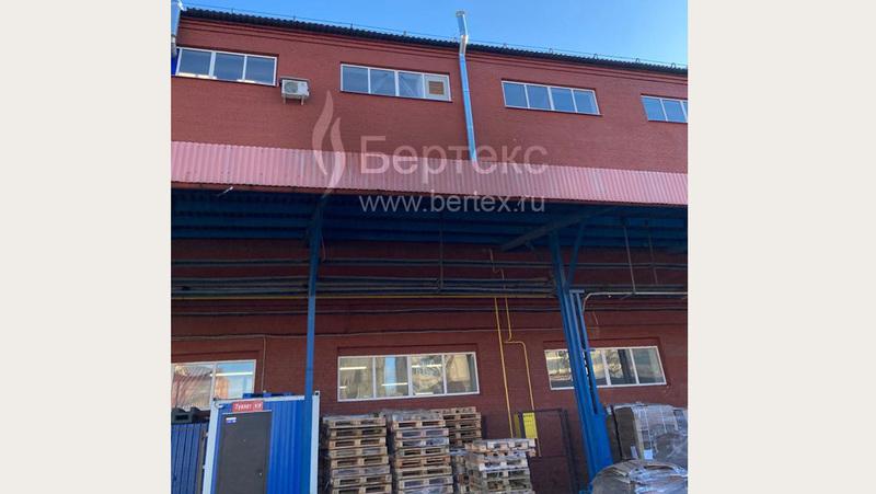 Комплекс работ по газификации объектов для компании «Холдинг-78»
