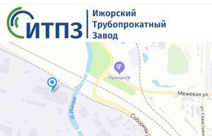 Установка системы контроля загазованности для Ижорского трубопрокатного завода