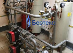 Работы по реконструкции электрокотельной для учебного корпуса ЦБ РФ в Парголово
