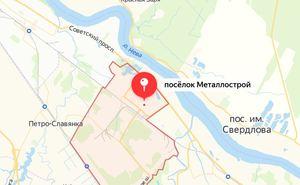 Монтаж газопровода к сушильной печи, п. Металлострой