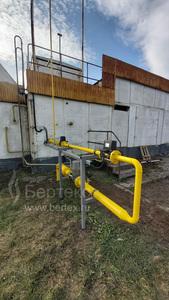 Установка узлов учета газа на АГНКС (ФГУП Мосавтогаз)