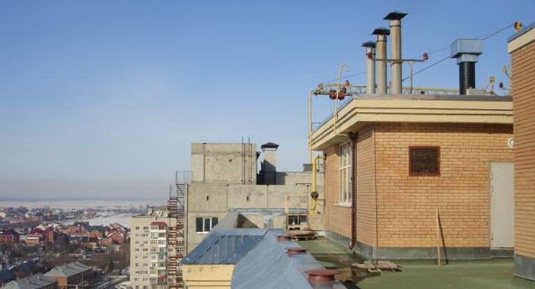 котельная на крыше многоэтажного дома цена