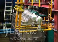 Выполнение работ по газоснабжению стеклоплавильных печей на объекте в г. Лодейное Поле